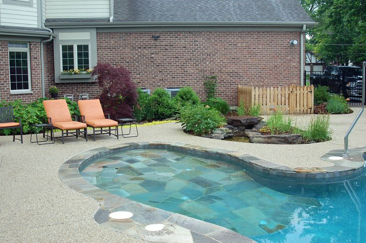 Pin by alissa matthews on for the home pinterest for Koi pond pool