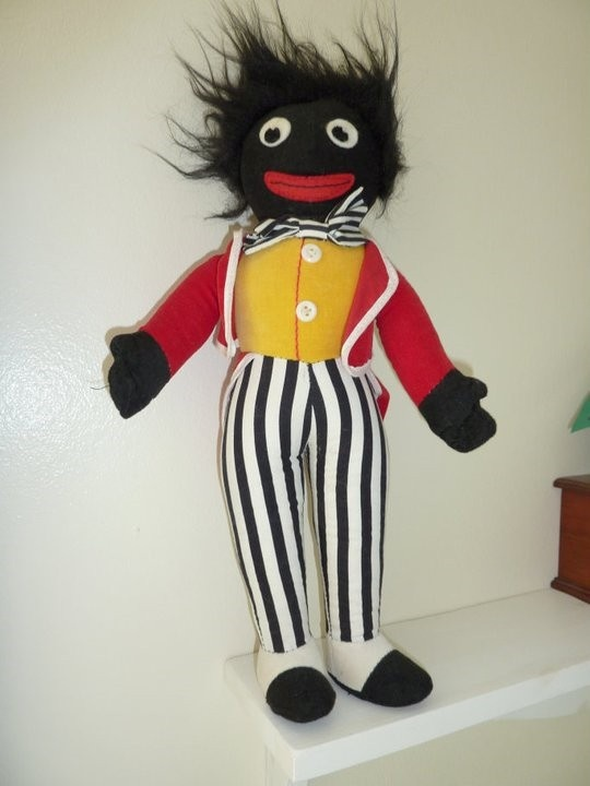 my 1950's gollywog