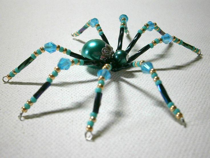 beaded spider plur