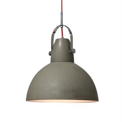 Hoop betong 38cm taklampa