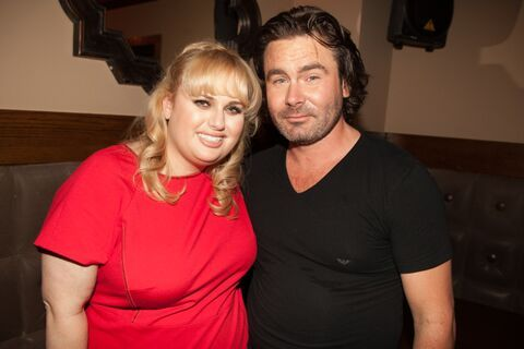 "Rebel Wilson at the Confession Lounge with Boyfriend [Photos]- http://getmybuzzup.com/wp-content/uploads/2015/07/image001.jpg- http://getmybuzzup.com/rebel-wilson-the-confession/- Rebel Wilson was seen out supporting her boyfriend and other cast members at the ""Ur In Analysis"" after party held at Confession Lounge for inclusion in your celebrity sightings gallery. Rebel Wilson was seen hanging out with the cast members from ""Ur In Analysis"" at Confession Lounge for"