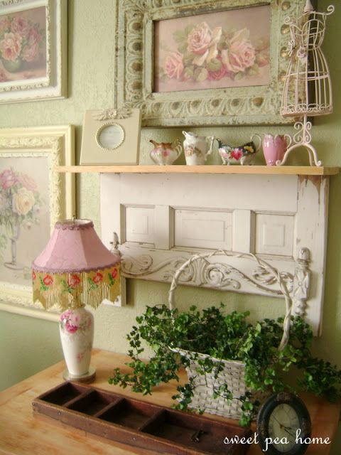 Romantic Homes Decorating: 202 Best Images About Romantic Homes... On Pinterest