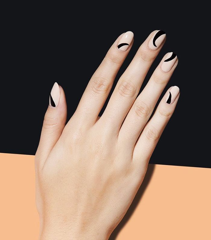 Want a cool nail design that's not fussy? We've rounded up 10 simple nail designs that even you can re-create.