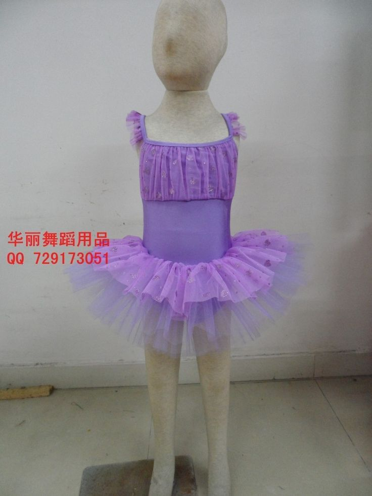 toddler+purple+ballerina+costum | New Girls Ballet Tutu Costume Kids Purple Party Leotard Skirt Dance ...