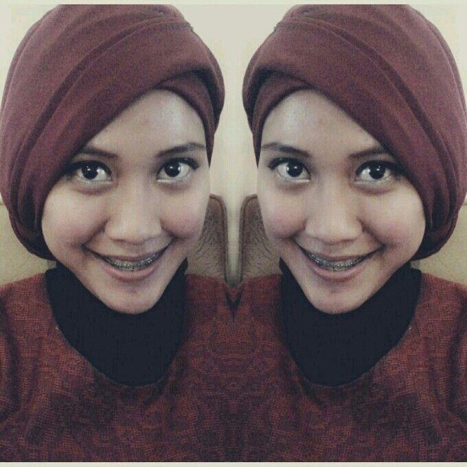 #Hijab#Turban ala gue yyeeeyy