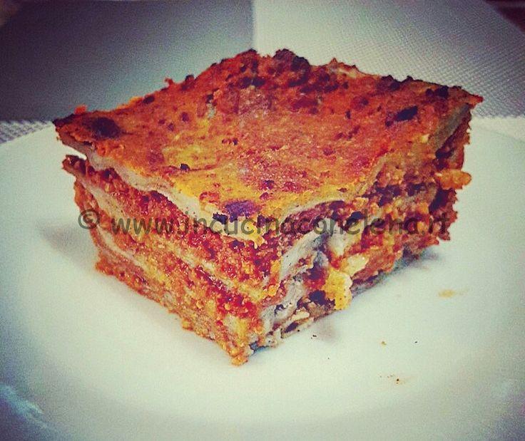 Ricetta Lasagne di grano saraceno