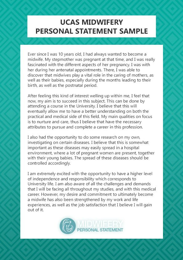 25 Best Personal Statement Sample Images On Pinterest | Personal