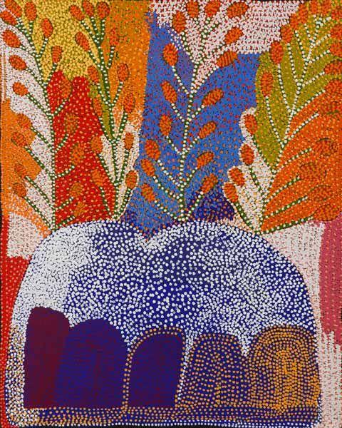 Ruby Tjangawa Williamson - 'Ngayuku Ngura' -background inspiration
