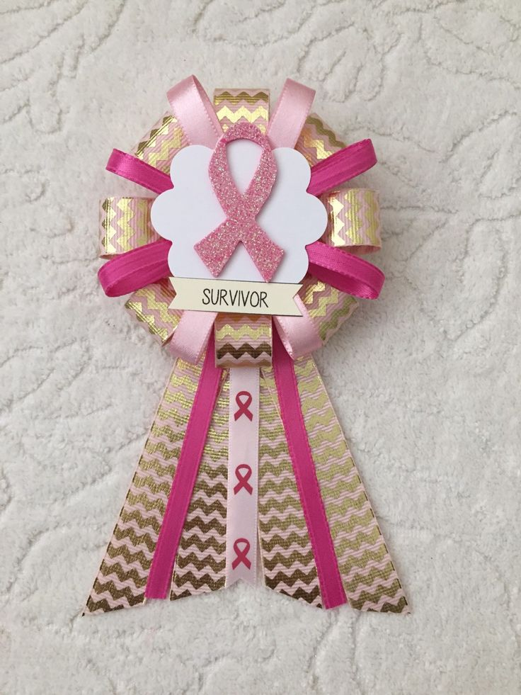 A personal favorite from my Etsy shop https://www.etsy.com/listing/248090038/breast-cancer-survivor-ribbon-breast