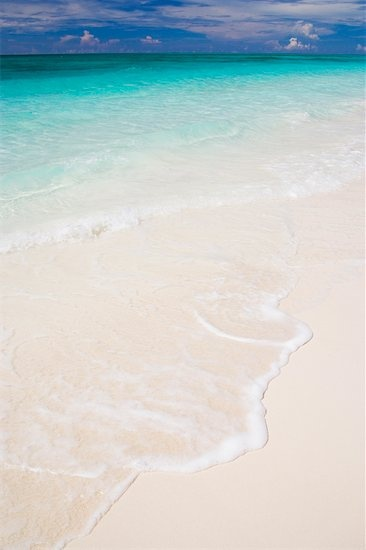 Providenciales, Grace Bay, Turks and Caicos.