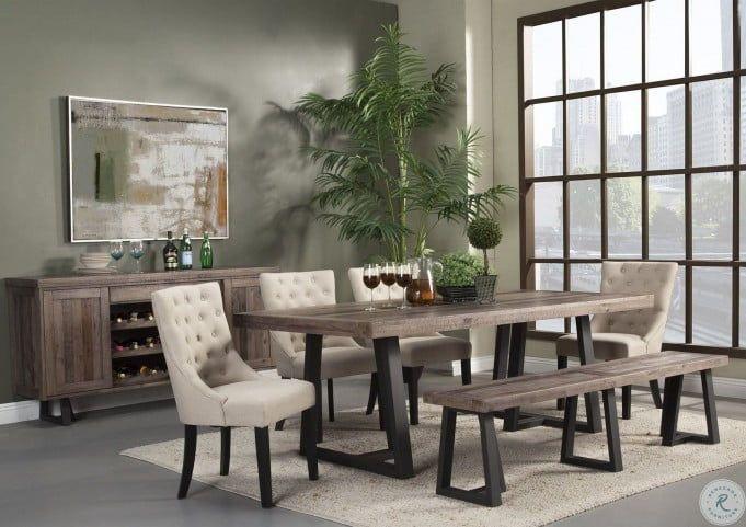 42++ Modern farmhouse dining room table set ideas
