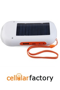 Solar power solar charger pannel flashlight with LED FM Radio and Phone Charger is not only powered by the sun, but also the USB power supply. It can be used as an emergency LED Flashlight makes it suitable for camping, travel, outdoor activities, etc