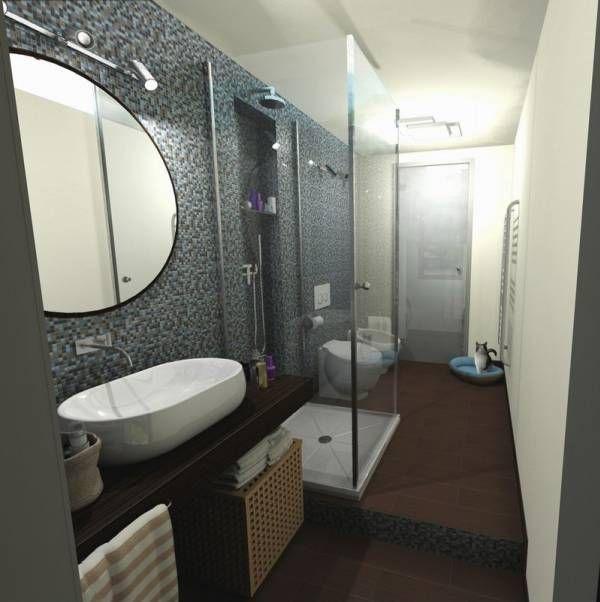 Arredo bagno per piccoli spazi (Foto) | Tempo libero pourfemme