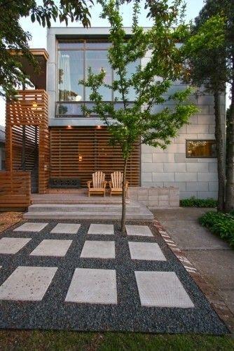 Pavers to extend patio jard n pinterest minneapolis for Backyard patio extension ideas