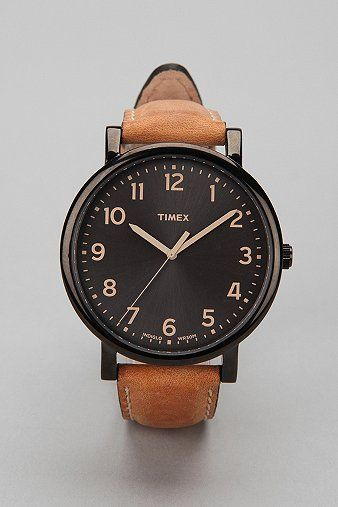++ timex original easy reader watch