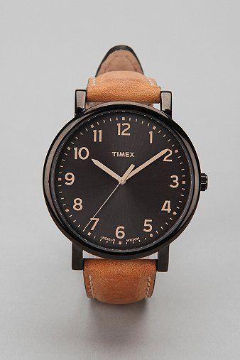 ++ timex original easy reader watch