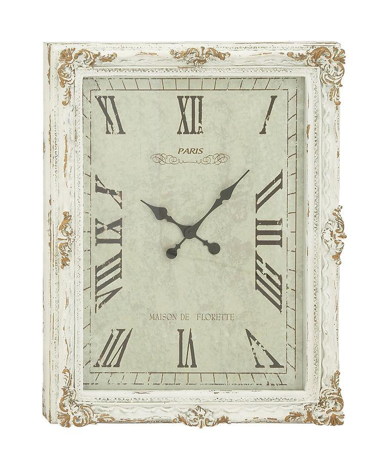 "Astounding Wood Wall Clock 27""W, 36""H - Wall Clocks - Wall Decor"
