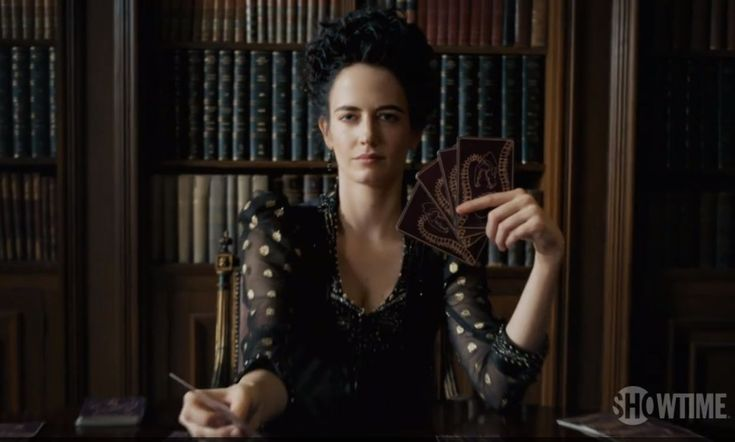 Penny dreadful | ... as vanessa ives in the series penny dreadful photo credit showtime