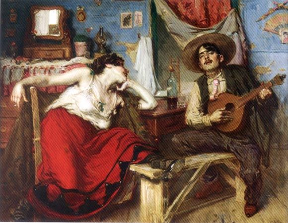 Fado, the music of Lisbon