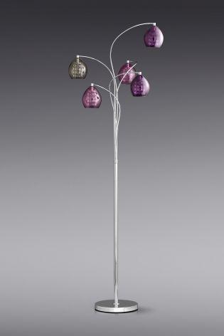 Bella 5 Light Floor Lamp £160