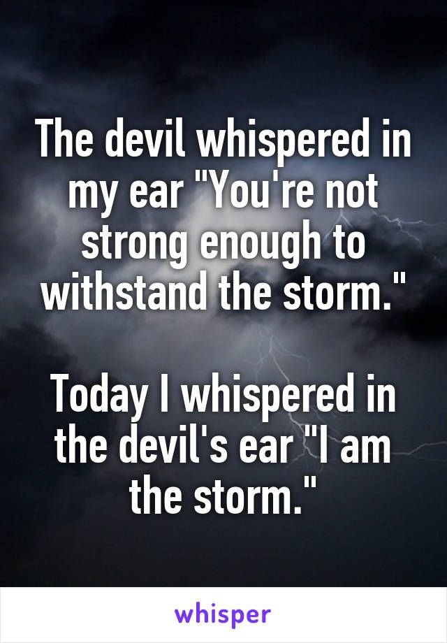 devil whispered in my ear - Google Search