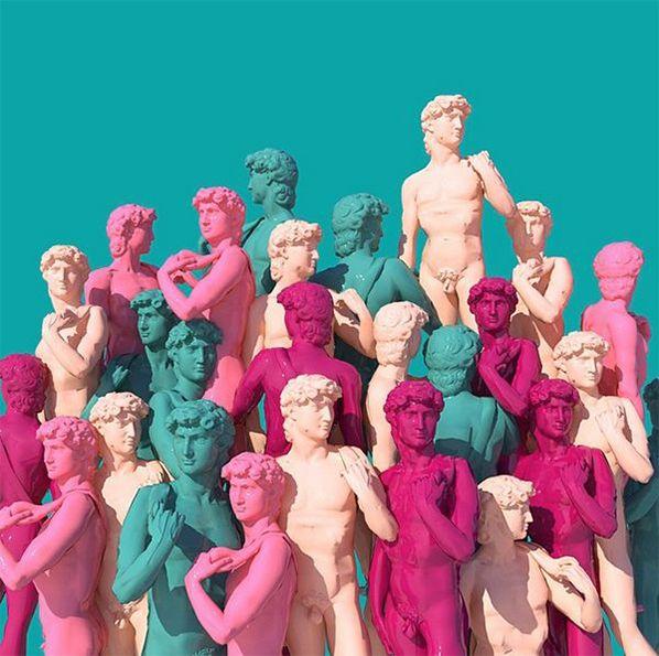 Lee Sol  #art #artist #venusmansion #illustration #pop