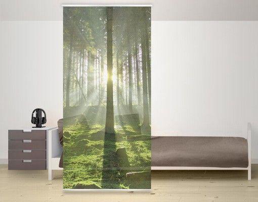 raumteiler vorhang spring fairytale 250x120cmtextilen raumteiler raumtrenner vorhang - Raumtrennvorhnge