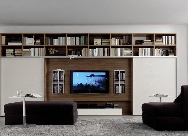 Модульная мебель в гостиной – новые тенденции в оформлении интерьеров