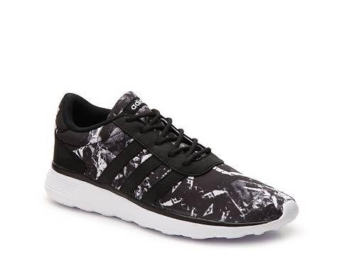adidas NEO Lite Racer Printed Sneaker - Womens