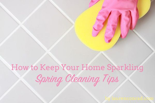Operation Organize: How to Keep Your Home Sparkling ...