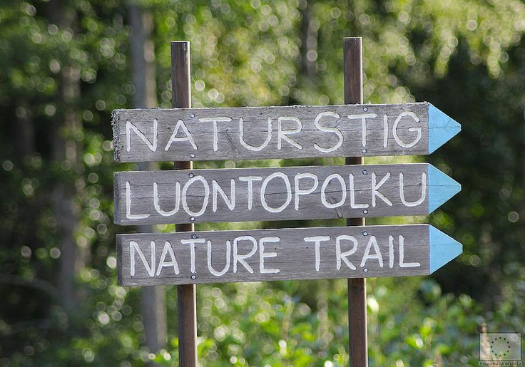 Luontopolku - Mustasaari © Jari Ratilainen, 2013