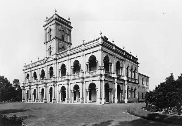 GLEN EIRA HOUSE - located in Caulfield, dated to 1881, architect Thomas Watts - DEMOLISHED