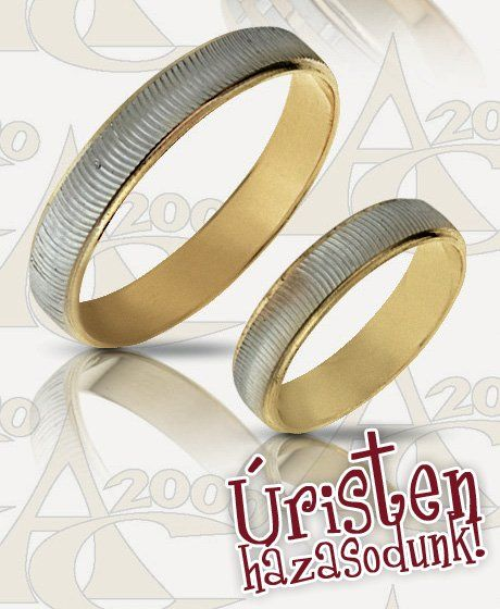 C46 Karikagyűrű www.uristenhazasodunk.hu Karikagyűrű Bolt
