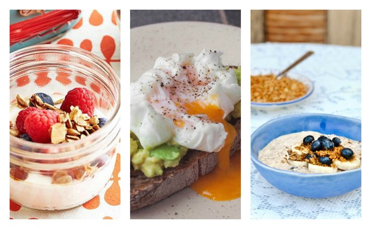 Começar bem o dia | 4 pequenos-almoços saudáveis | Daily Cristina | Bloglovin'