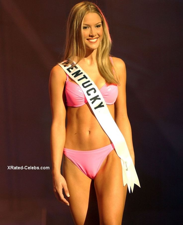 Tara Conner Miss Teen Kentucky 2002 Hair Make Up And