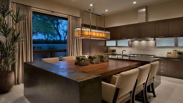 20 Absolutely Essential Tips On Choosing Kitchen Furniture Decor Around The World Kitchen Island Table Combination Interior Design Kitchen Kitchen Design