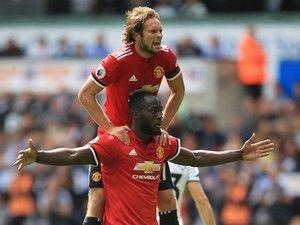 Daley Blind: 'Romelu Lukaku, Marcus Rashford strike force a joy to watch'