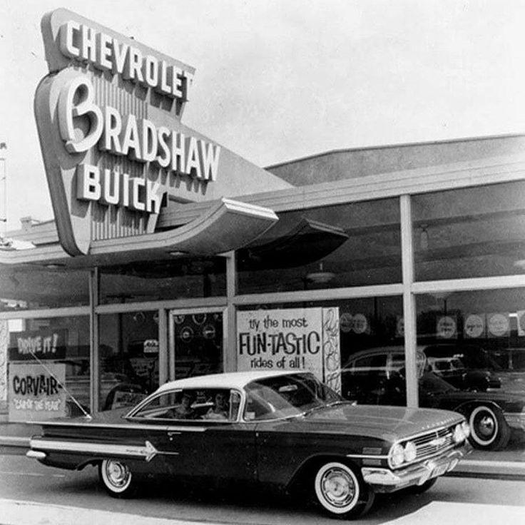 278 best Old Car Dealerships images on Pinterest | Old school cars ...