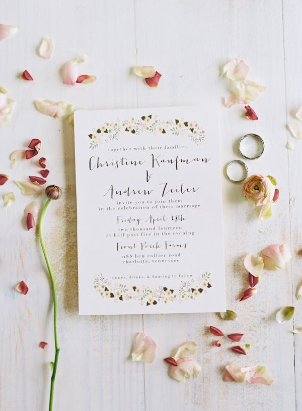 Front Porch Farms Wedding By Landon Jacob