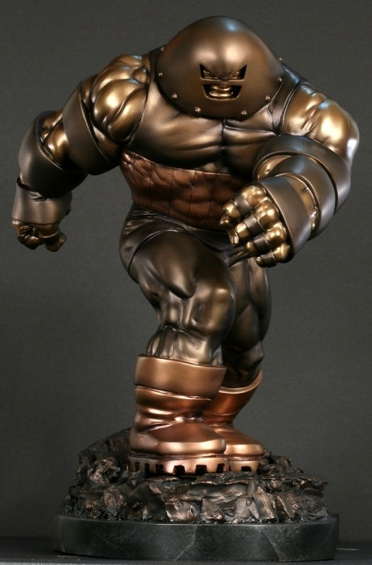 Juggernaut Faux Bronze statue Sculpted by: The Shiflett Brothers and Randy Bowen Release Date: January 2010 Edition Size: 300 Order Of Release: Phase IV (statue #188)