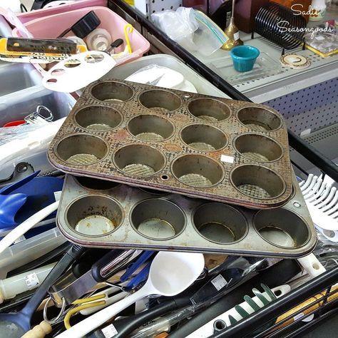 Muffin Pan Herb Starter Pots Muffin Pans Cupcake 400 x 300