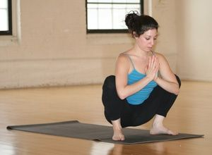Yoga Poses for Dysmenorrhea (menstural cramps)-- These always help a LOT..