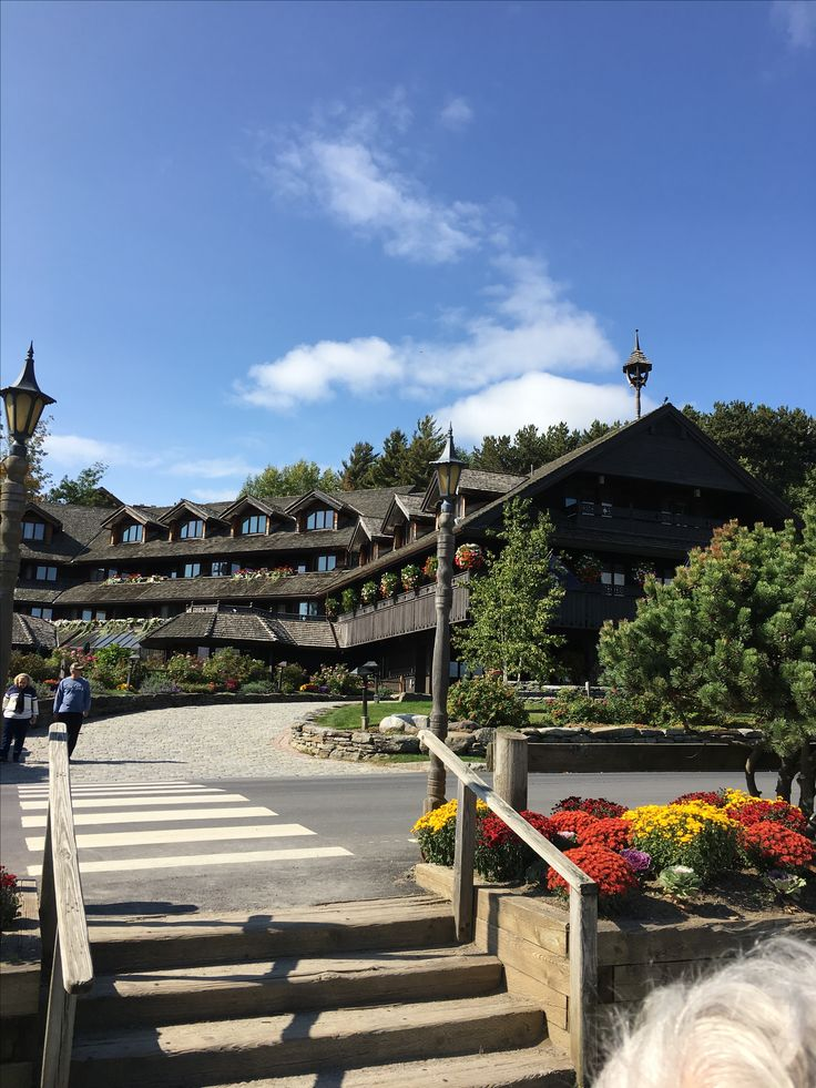 Trapp Family Lodge. Stowe VT
