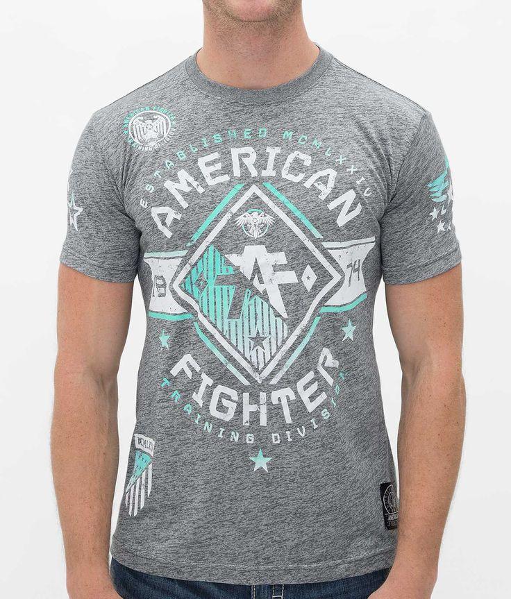 American Fighter Massachusetts T-Shirt - Men's Shirts/Tops | Buckle