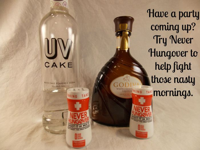 Having a Super Bowl Party? Try Never Hungover. A great way to conquer those nasty mornings.