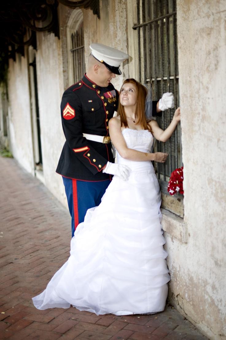 Usmc Wedding.
