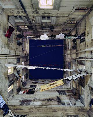 """""""SITIO"""" de Marie BOVO, con la colaboración de la galería francesa kamel mennour. Del 22/09 hasta el 01/11 en el IFM."""