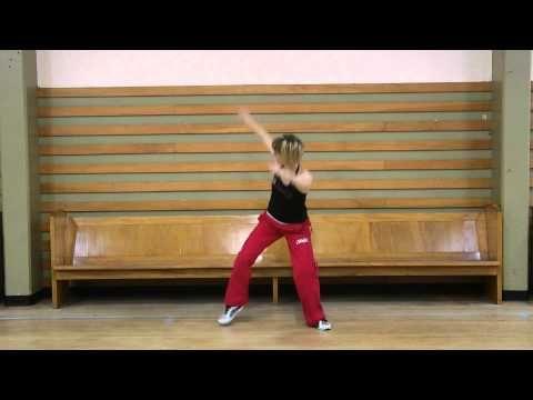 Waka Waka - Zumba routine -a response to Shakira's video