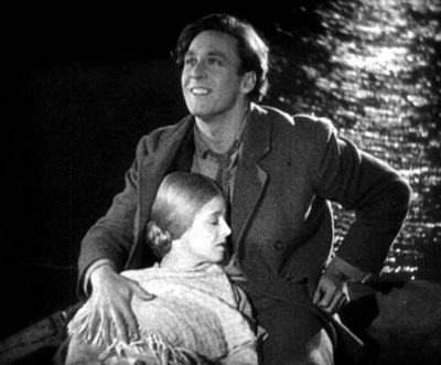 """Still image from F.W. Murnau's late silent era masterpiece """"Sunrise: A Song of Two Humans"""" (1927)"""