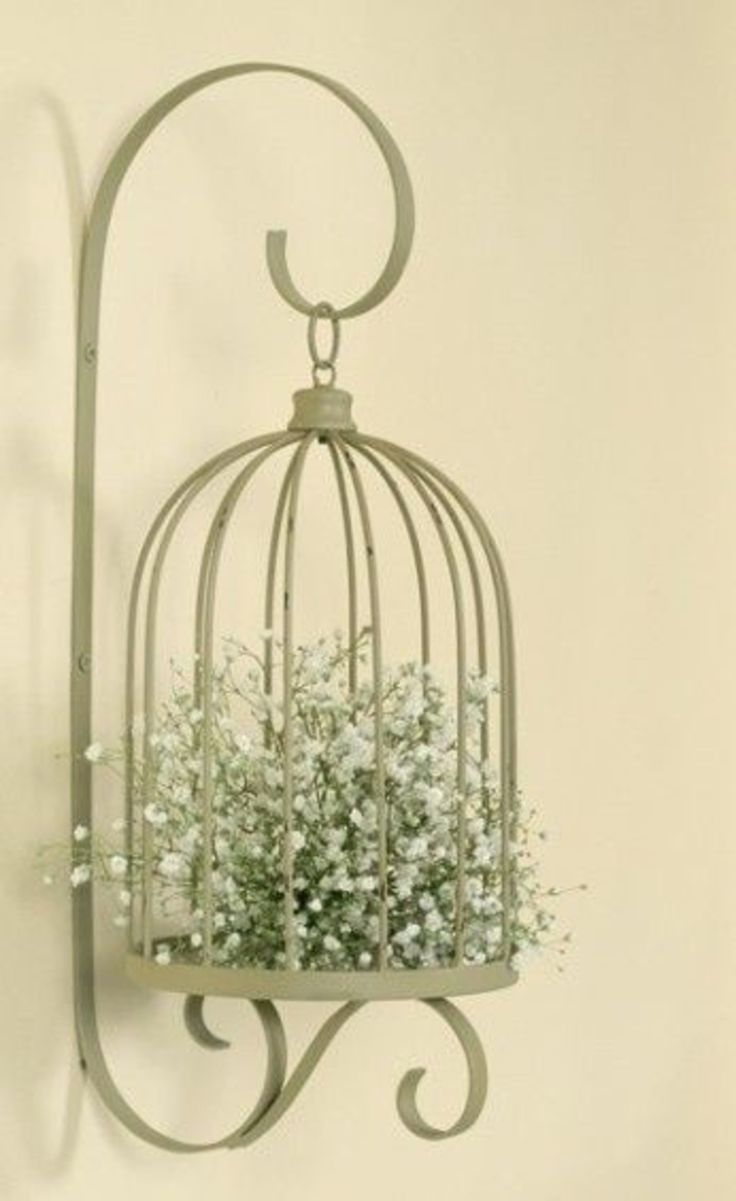 Best 25+ Bird cages decorated ideas on Pinterest | Shabby ...